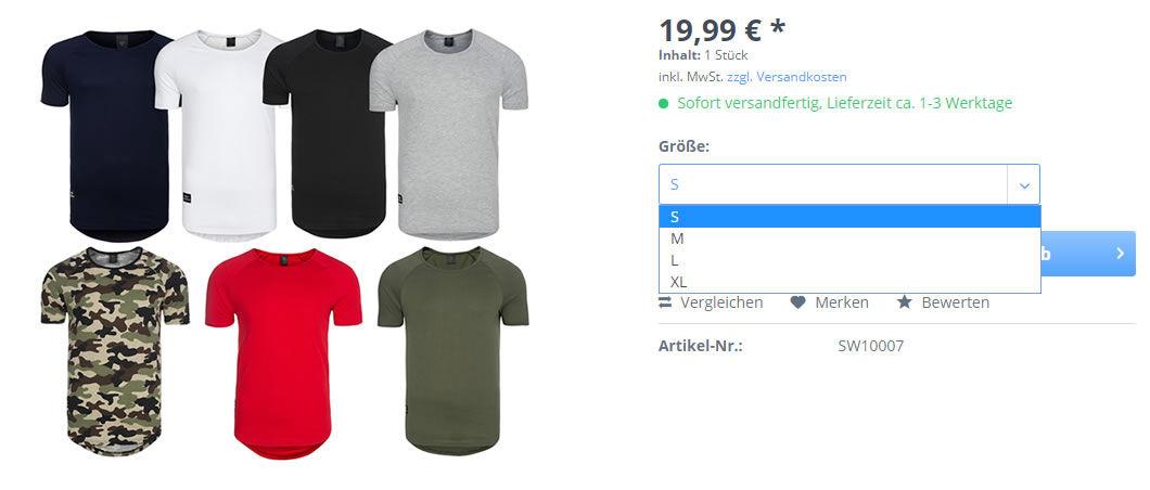 Varianten aus der SelectLine Warenwirtschaft zu Shopware hochladen