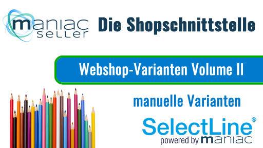 Varianten zu Shopware hochladen Teil 2