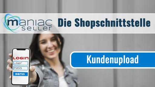 Kunden zu Shopware hochladen